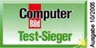 Druckerpatronen und Tintenpatronen für Epson Stylus C 64 von www.druckertinte.de Test-Sieger bei ComputerBild