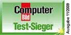 Druckerpatronen und Tintenpatronen für Canon PIXMA iP 2600 von www.druckertinte.de Testsieger und Preis-Leistungs-Sieger bei ComputerBild